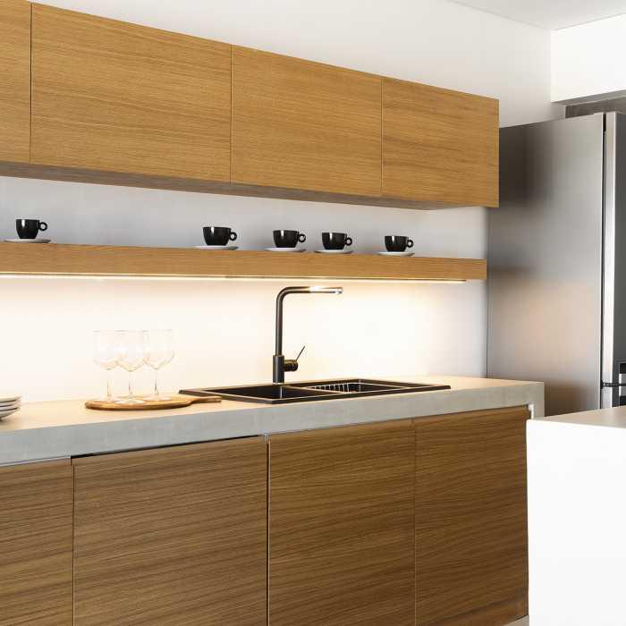 Assisting kitchen (ground floor)