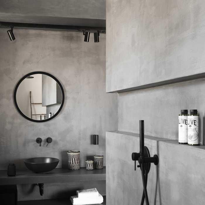 Bedroom bathroom (ground floor)