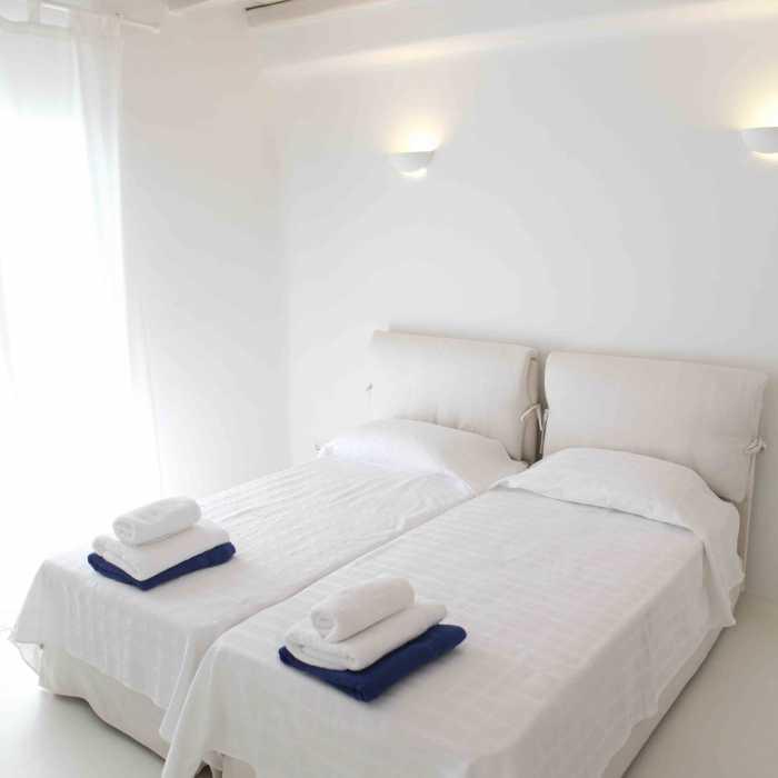 Villa Melmastia Mykonos - Bedroom