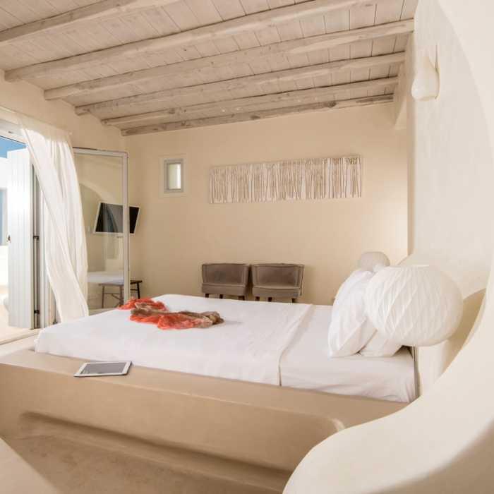 Villa Melmastia Mykonos - Master suite