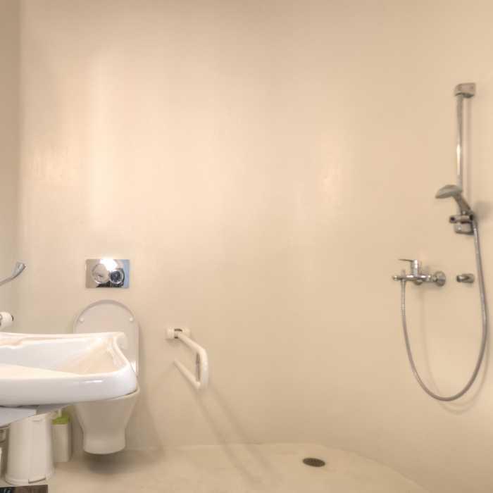 Villa Melmastia Mykonos - Accessible bathroom