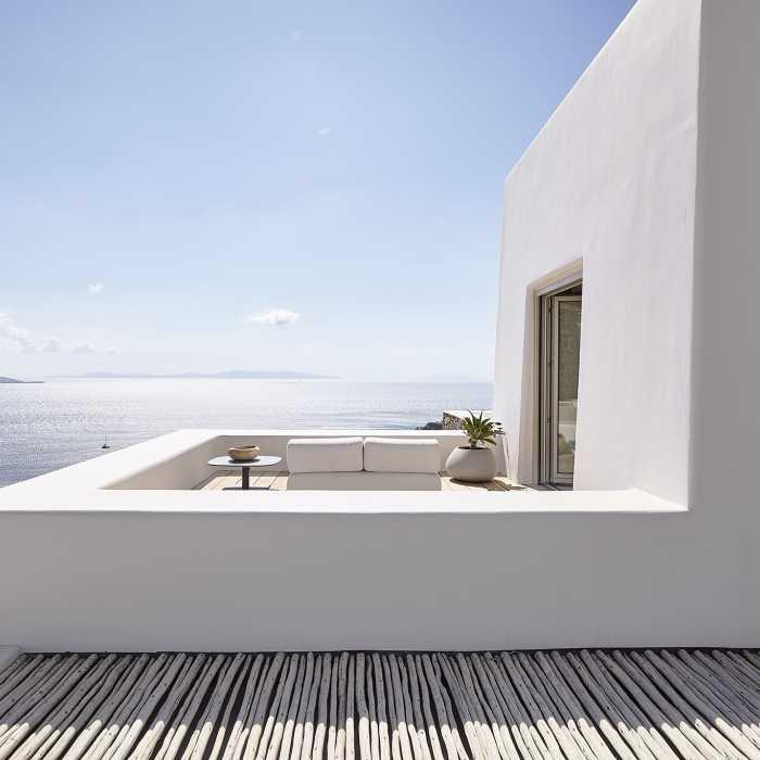 Naxos veranda